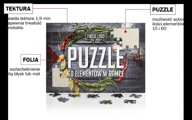 Strose™ - puzzle w ramce lub w kartoniku Śrem, Poznań, Szczecin.